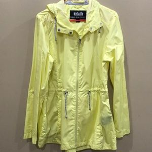 Jackets & Blazers - Yellow Parka